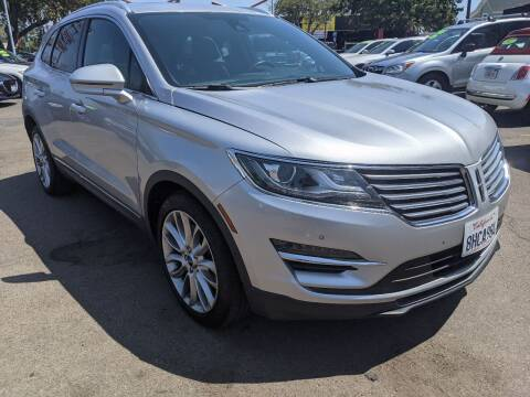 2017 Lincoln MKC for sale at Convoy Motors LLC in National City CA