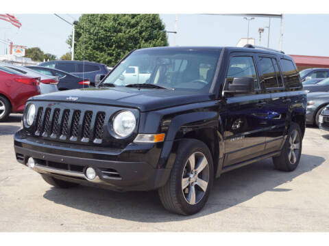 2016 Jeep Patriot for sale at Watson Auto Group in Fort Worth TX