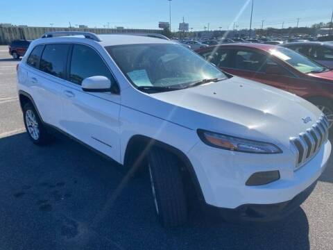 2018 Jeep Cherokee for sale at Allen Turner Hyundai in Pensacola FL