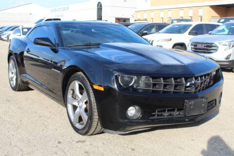 2011 Chevrolet Camaro for sale at SHAFER AUTO GROUP in Columbus OH