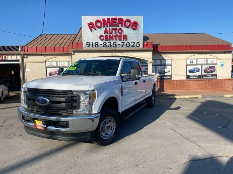 2017 Ford F-350 Super Duty for sale at Romeros Auto Center in Tulsa OK