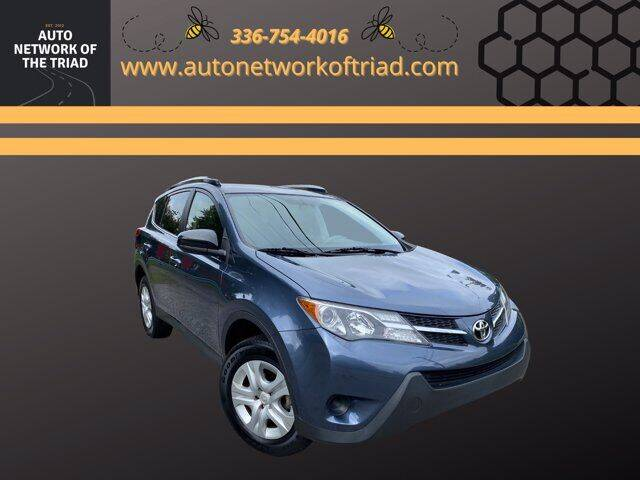 2014 Toyota RAV4 for sale at Auto Network of the Triad in Walkertown NC
