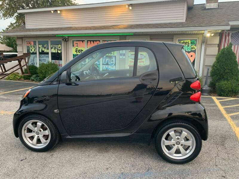 2012 Smart fortwo for sale at Revolution Motors LLC in Wentzville MO