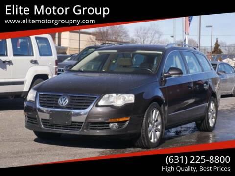 2010 Volkswagen Passat for sale at Elite Motor Group in Farmingdale NY