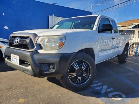 2013 Toyota Tacoma for sale at GENERATION 1 MOTORSPORTS #1 in Los Angeles CA