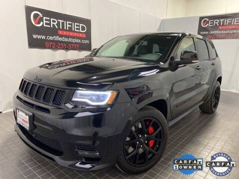 2018 Jeep Grand Cherokee for sale at CERTIFIED AUTOPLEX INC in Dallas TX