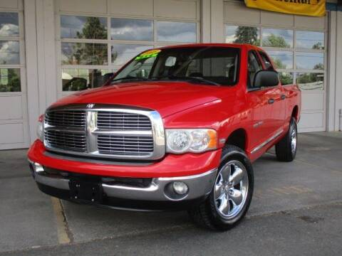 2005 Dodge Ram Pickup 1500 for sale at Select Cars & Trucks Inc in Hubbard OR