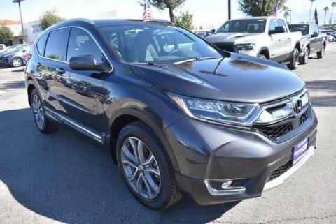 2018 Honda CR-V for sale at DIAMOND VALLEY HONDA in Hemet CA