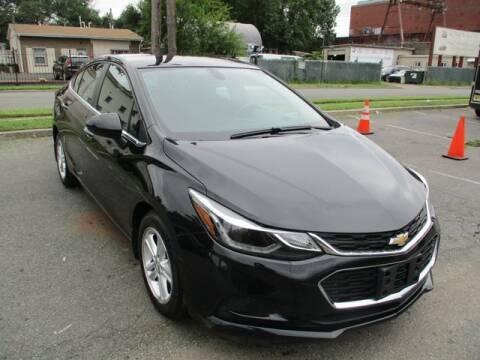 2017 Chevrolet Cruze for sale at MIKE'S AUTO in Orange NJ