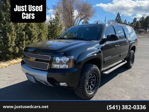 2014 Chevrolet Suburban for sale at Just Used Cars in Bend OR