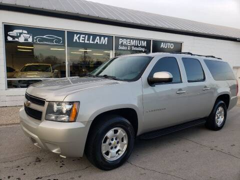 2009 Chevrolet Suburban for sale at Kellam Premium Auto Sales & Detailing LLC in Loudon TN