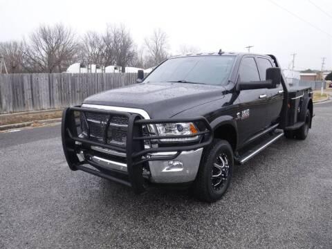 2016 RAM Ram Pickup 3500 for sale at Memphis Truck Exchange in Memphis TN