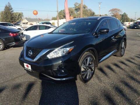 2017 Nissan Murano for sale at Alvarez Auto Sales in Kennewick WA
