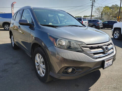 2013 Honda CR-V for sale at Guy Strohmeiers Auto Center in Lakeport CA