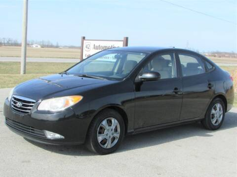 2010 Hyundai Elantra for sale at 42 Automotive in Delaware OH