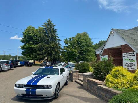 2011 Dodge Challenger for sale at Direct Sales & Leasing in Youngstown OH