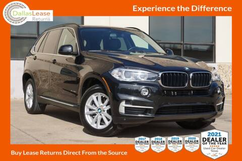 2015 BMW X5 for sale at Dallas Auto Finance in Dallas TX