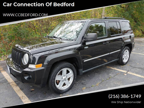 2010 Jeep Patriot for sale at Car Connection of Bedford in Bedford OH
