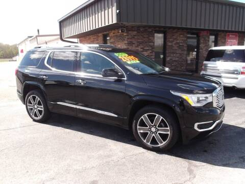 2017 GMC Acadia for sale at Dietsch Sales & Svc Inc in Edgerton OH