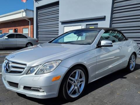 2011 Mercedes-Benz E-Class for sale at Imotobank in Walpole MA