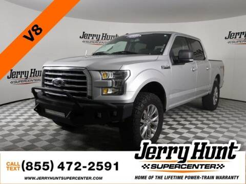 2017 Ford F-150 for sale at Jerry Hunt Supercenter in Lexington NC