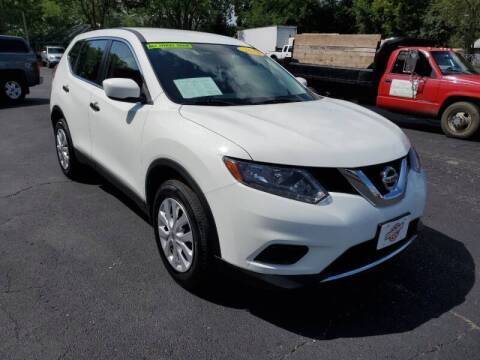 2016 Nissan Rogue for sale at Stach Auto in Edgerton WI