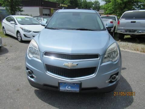 2014 Chevrolet Equinox for sale at Balic Autos Inc in Lanham MD
