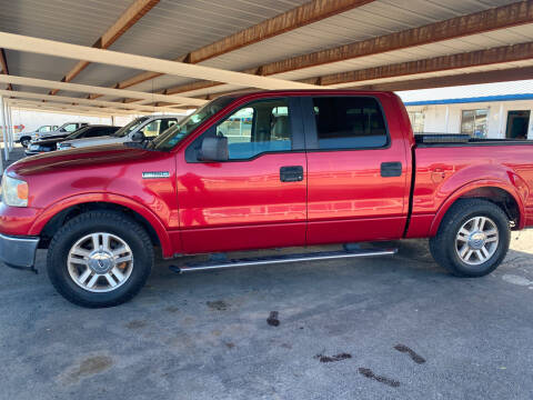 2007 Ford F-150 for sale at Kann Enterprises Inc. in Lovington NM