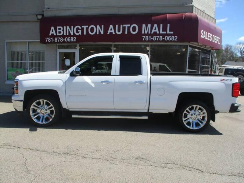 2015 Chevrolet Silverado 1500 for sale at Abington Auto Mall LLC in Abington MA