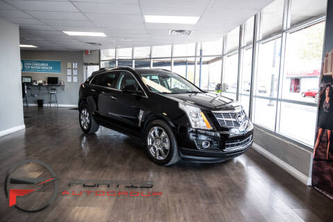 2011 Cadillac SRX for sale at Fortis Auto Group in Las Vegas NV