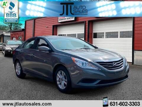 2011 Hyundai Sonata for sale at JTL Auto Inc in Selden NY