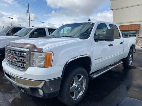 2012 GMC Sierra 2500HD for sale at Auto Image Auto Sales Chubbuck in Chubbuck ID