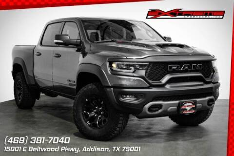 2021 RAM Ram Pickup 1500 for sale at EXTREME SPORTCARS INC in Carrollton TX