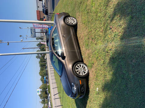 2014 Volkswagen Eos for sale at Thoroughbred Motors LLC in Florence SC