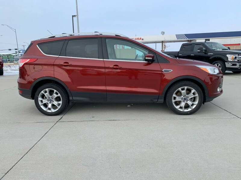 2014 Ford Escape for sale at Sportline Auto Center in Columbus NE