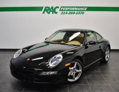 2006 Porsche 911 for sale at RAC Performance in Carrollton TX