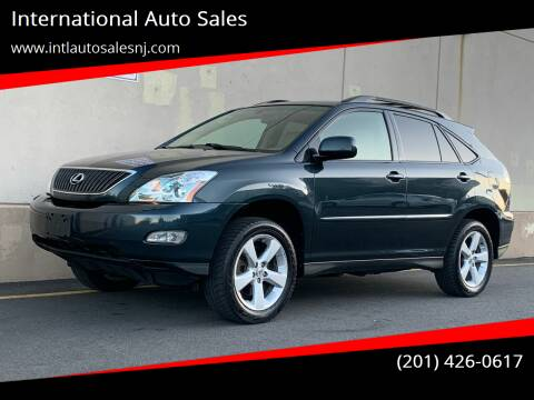 2004 Lexus RX 330 for sale at International Auto Sales in Hasbrouck Heights NJ