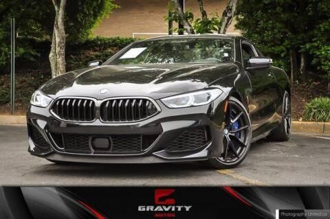 2019 BMW 8 Series for sale at Gravity Autos Atlanta in Atlanta GA