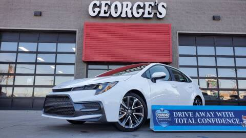 2021 Toyota Corolla for sale at George's Used Cars - Pennsylvania & Allen in Brownstown MI