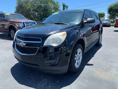 2013 Chevrolet Equinox for sale at Bargain Auto Sales in West Palm Beach FL
