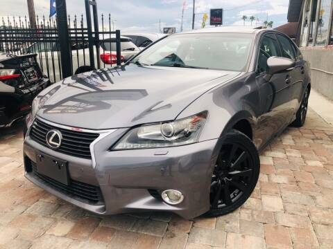 2013 Lexus GS 350 for sale at Unique Motors of Tampa in Tampa FL