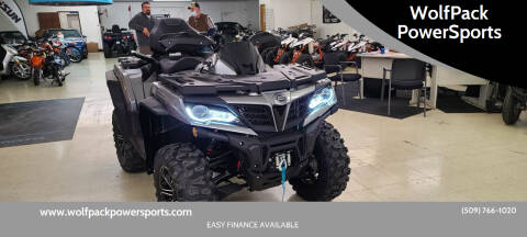 2021 CF Moto CFORCE800XC for sale at WolfPack PowerSports in Moses Lake WA