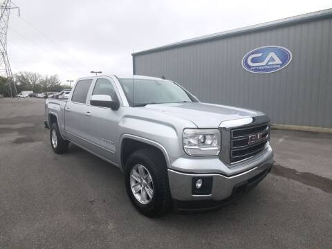 2014 GMC Sierra 1500 for sale at ADKINS CITY AUTO in Murfreesboro TN