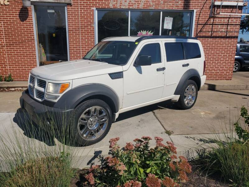 2007 Dodge Nitro for sale at Liberty Auto Show in Toledo OH