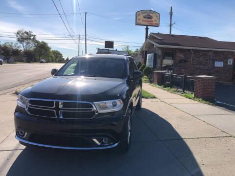 2017 Dodge Durango for sale at All Starz Auto Center Inc in Redford MI