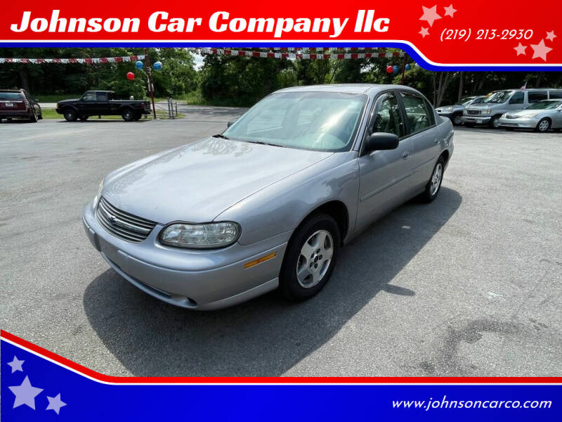 2004 Chevrolet Classic for sale at Johnson Car Company llc in Crown Point IN