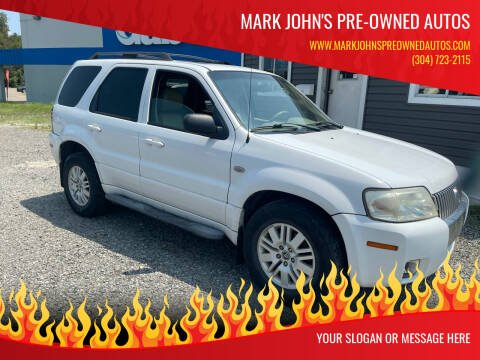 2005 Mercury Mariner for sale at Mark John's Pre-Owned Autos in Weirton WV