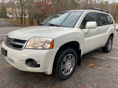 2007 Mitsubishi Endeavor for sale at Old Rock Motors in Pelham NH