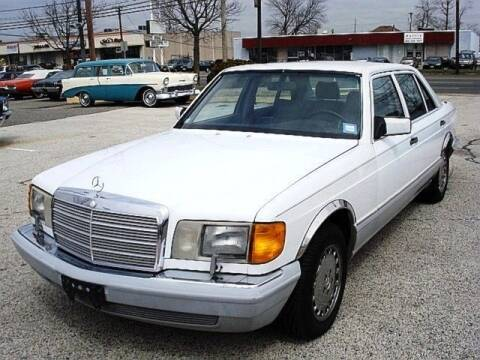 1989 Mercedes-Benz S-Class for sale at Black Tie Classics in Stratford NJ