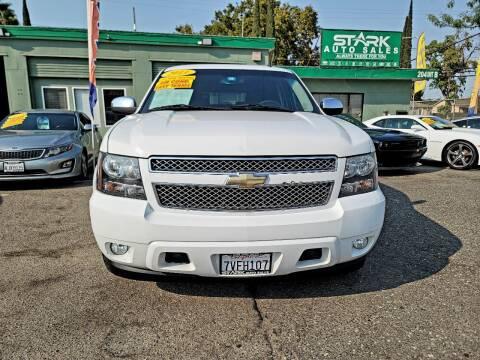 2011 Chevrolet Tahoe for sale at Stark Auto Sales in Modesto CA